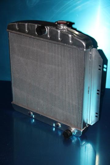1964 Chevy C10 Radiator Schematic Diagram