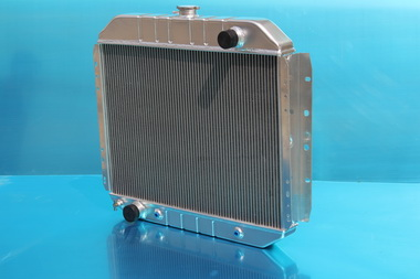 For 1992-1996 Ford Econoline E-150//E-250//E-350 KKS 3 ROWS ALUMINUM RADIATOR